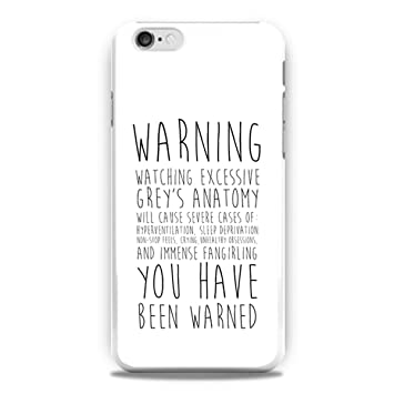 coque iphone 8 grey's anatomy