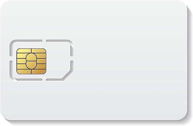 Easy M2M Tarjeta SIM prepago para Dispositivos IoT/M2M (smartwatch, GPS, domótica) | Incluye €10 de Recarga Inicial | Solo para Empresas: Amazon.es: Electrónica