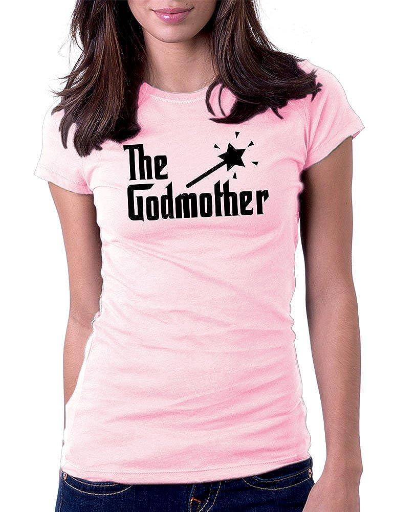 Amazon.com: Women\'s Godmother Tee T-Shirt: Clothing