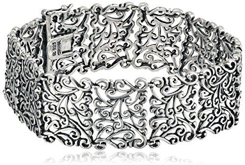 Sterling-Silver-Oxidized-Bracelet-725