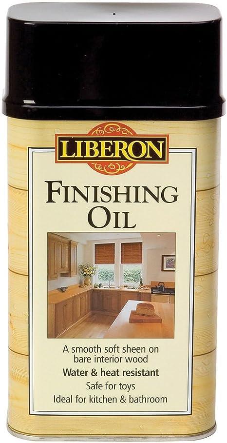 Liberon Finishing Oil, 250 ml