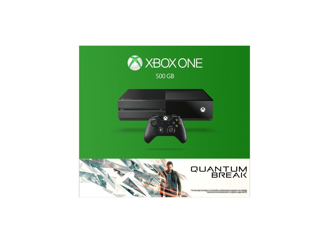 Xbox One 500GB Console Quantum