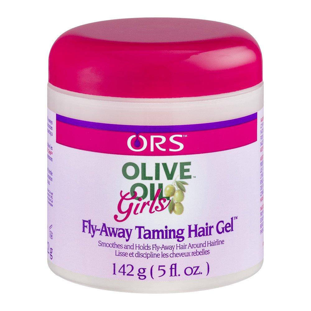 Ors olive oil Girls fly-away Taming Edge gel Namaste Labs 11151