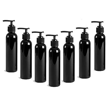 Amazon.com: Negro mascota Cosmo – Botella de plástico (PBA ...