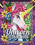 #8: Unicorn Coloring Book: An Adult Coloring Book with Fun, Relaxing, and Beautiful Coloring Pages (Unicorn Gifts for Women)