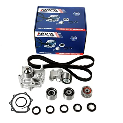 MOCA TCK304 Timing Belt Kit with Water Pump for 1999-2005 Subaru Impreza & Subaru