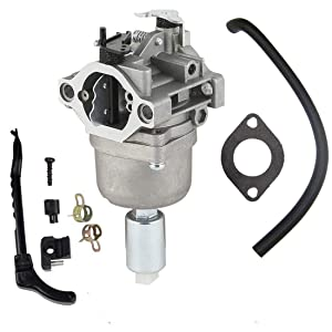 ZXZHL 799727 Carburetor for Briggs & Stratton 14hp 15hp 16hp 17hp 18hp Intek Engine Lawn Mower Garden Tractor Small Gas Engine Motor Carburetor