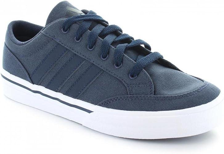 Nido harina Acompañar  Adidas Tenis Canvas Street AF5952 Unisex, Color Azul Marino.:  Amazon.com.mx: Ropa, Zapatos y Accesorios