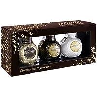 Mozart Chocolate Liqueur Miniature Trio Giftpack