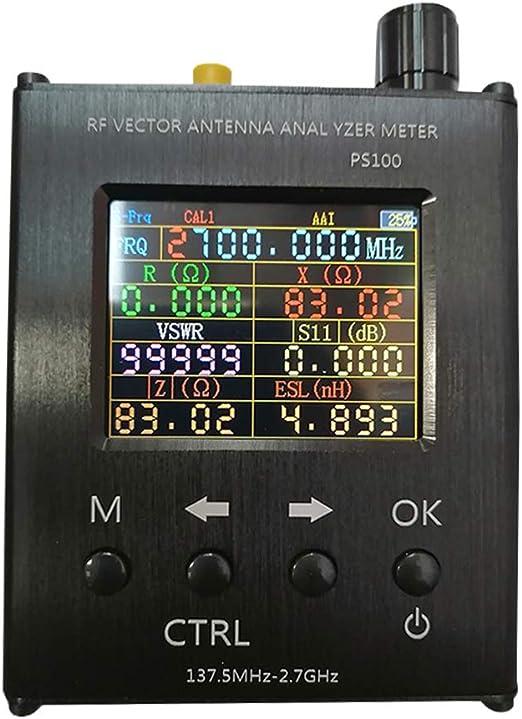 Gelentea N1201SA - Analizador de antena de impedancia UV RF ...