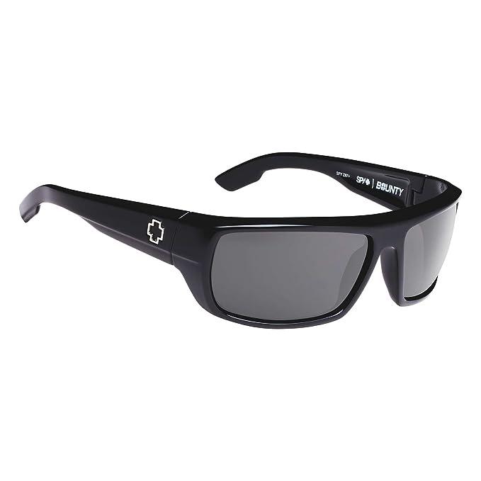 Spy - Gafas de sol - para hombre Negro BLACK ANSI RX - CLEAR ...