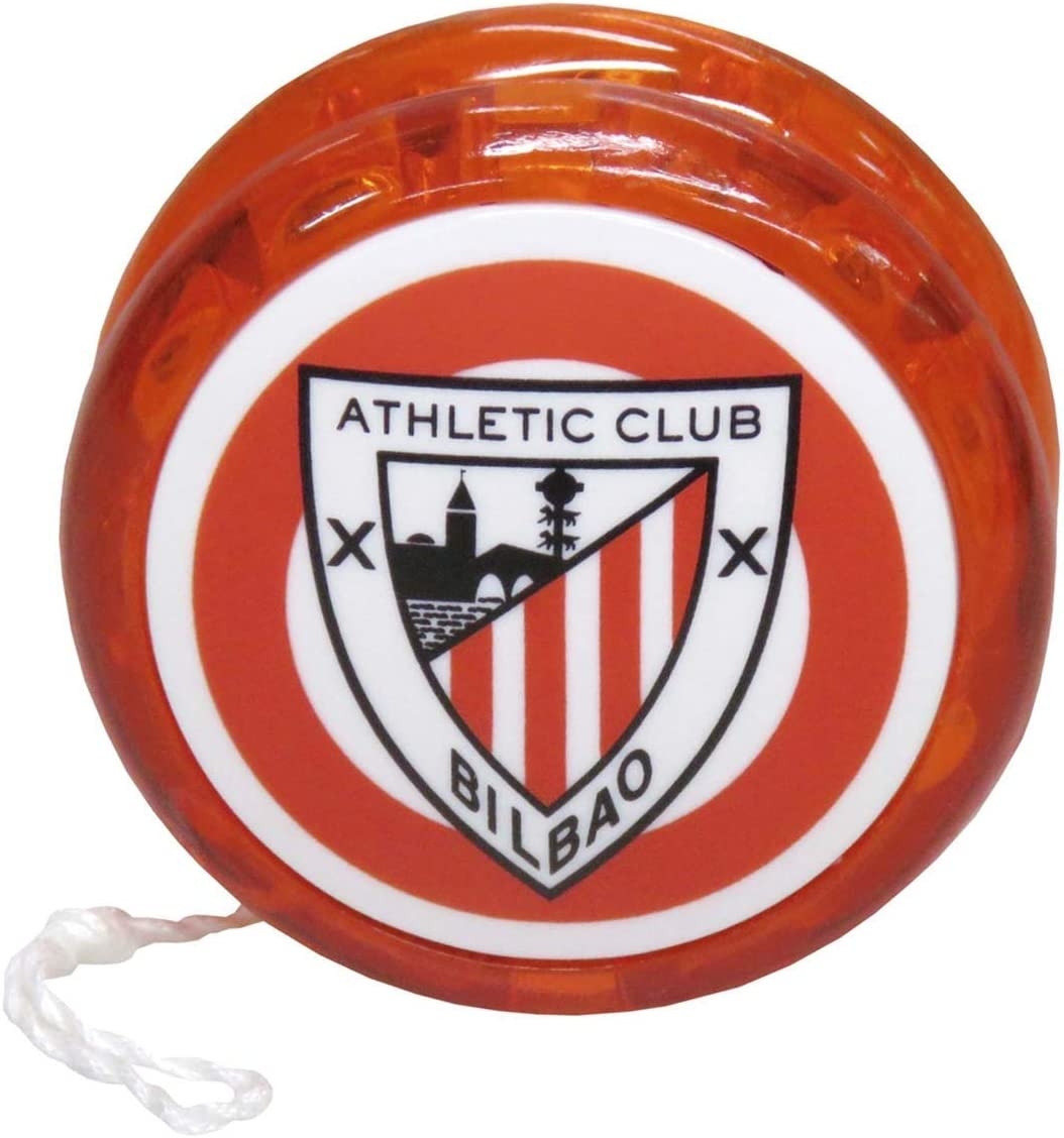 CYP- 0 Athletic Club DE Bilbao Yoyo con luz, Multicolor, 0 (YY-01 ...