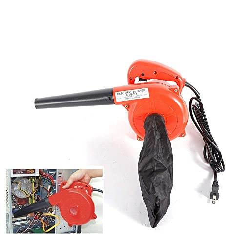 Air Blower Computer Vacuum Dust Cleaner, 700W 1000W Electric Handheld Computer Car Dust Air Blower Vacuum Cleaner Tool Home Appliance Dust Cleaner USA Stock 1000W
