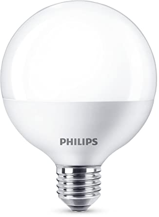 LED Philips Bombilla E27 15W Equivalente 100W Blanco cálido