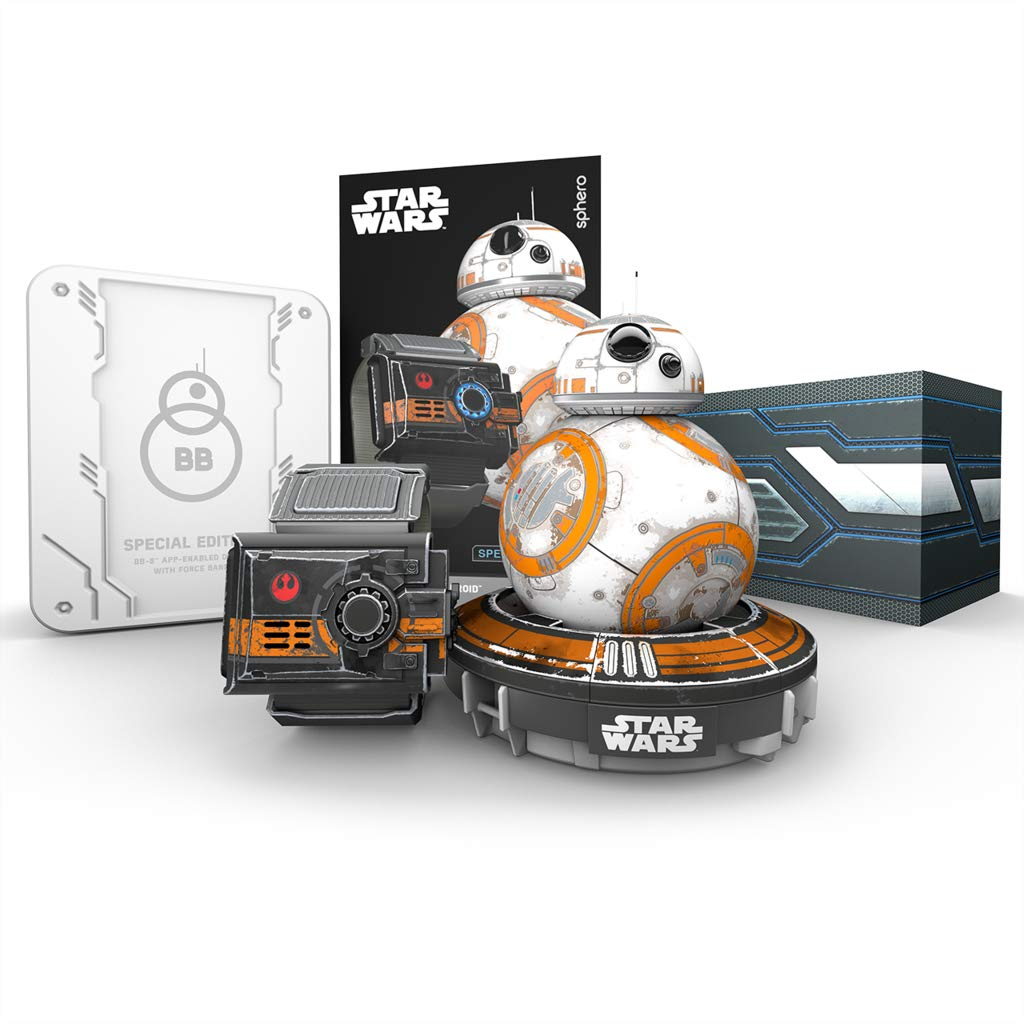 Kleurplaten Robot Boy.Amazon Com Original Bb 8 By Sphero No Droid Trainer Cell Phones