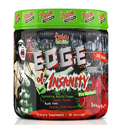 Edge of Insanity 30 Serving Spiked Punch
