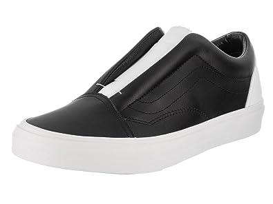 2a5cf89cb579 Vans Unisex Old Skool Laceless (Classic Tumble) Skate Shoe  Amazon ...