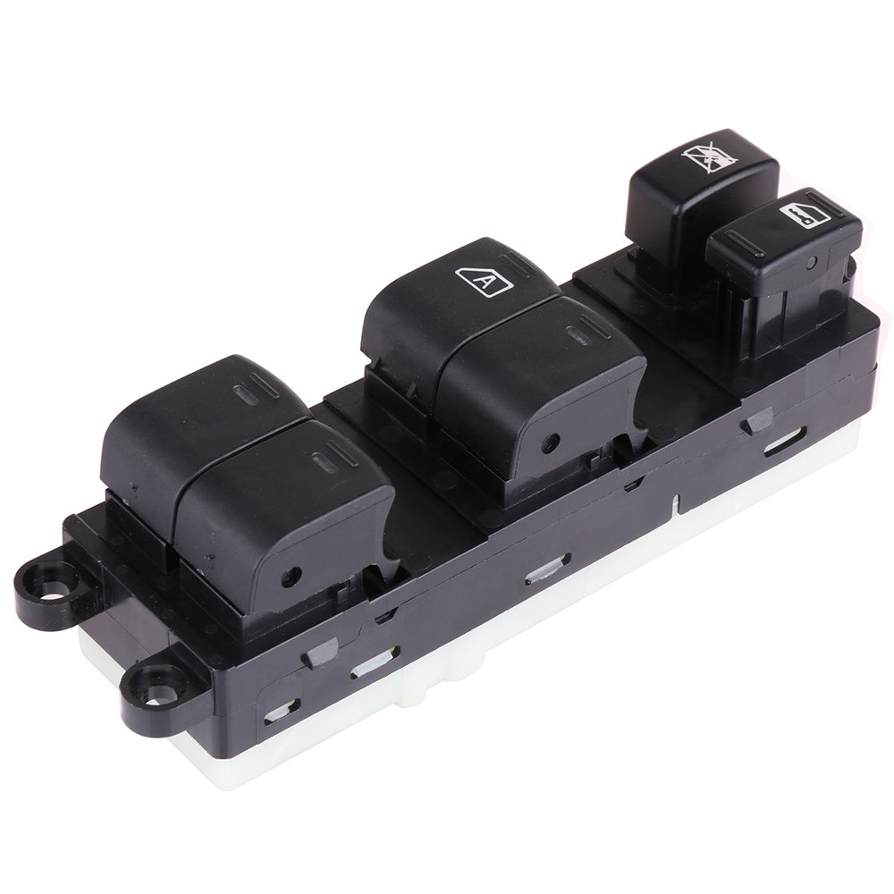 ECCPP Power Window Switch on Front Left Driver Side for 2005-2008 Nissan Pathfinder 121562-5211-1807481