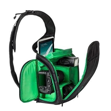 Mochila bandolera para cámara réflex - a mochila de calidad ...