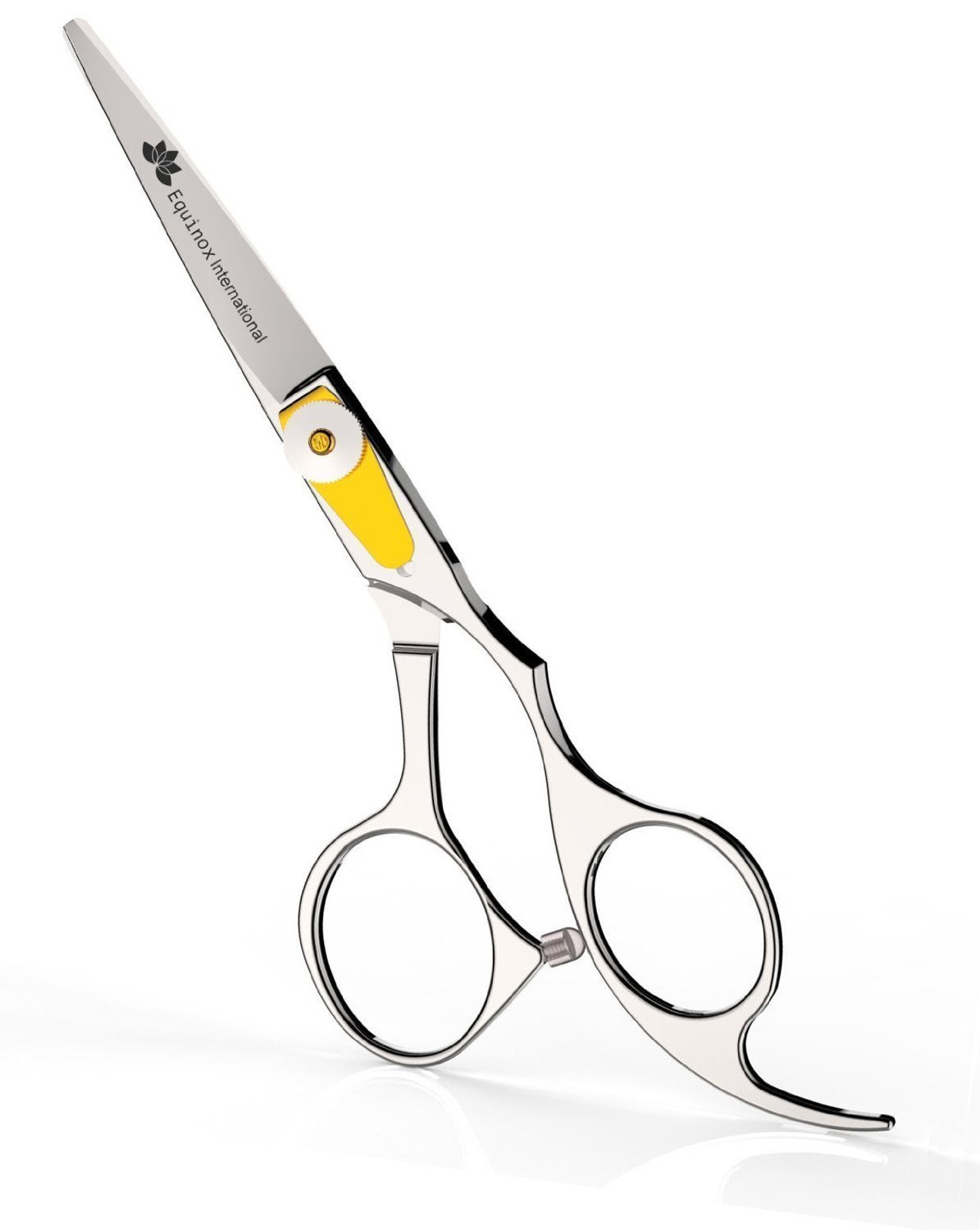 Equinox International Professional Razor Edge Series - Barber Hair Cutting Scissors/Shears - 6.5