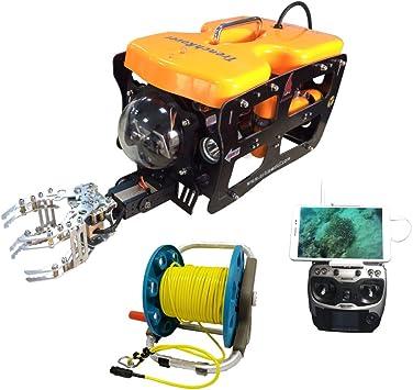 Thorrobotics Unterwasserdrohne Rov 4k View Kamera