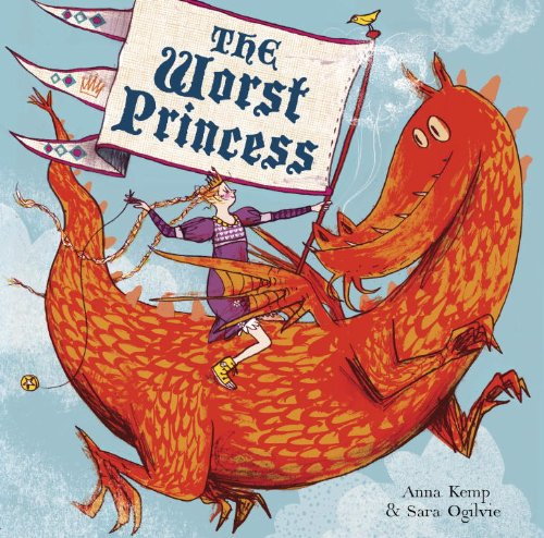 The Worst Princess by Random House Books for Young Readers (Image #2)