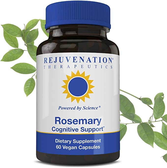 REJUVENATION THERAPEUTICS Rosemary Extract