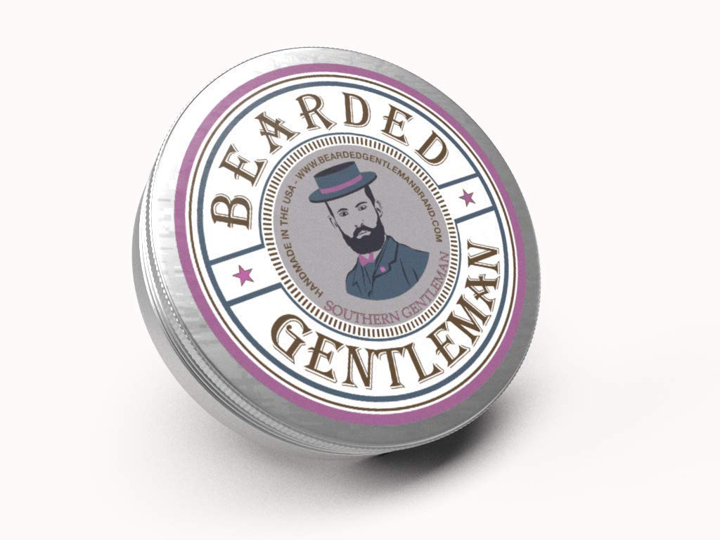 Bearded Gentleman: Beard Balm - Southern Gentleman | Bourbon Pecan Pie | Natural Conditioning | 2 oz | Handmade
