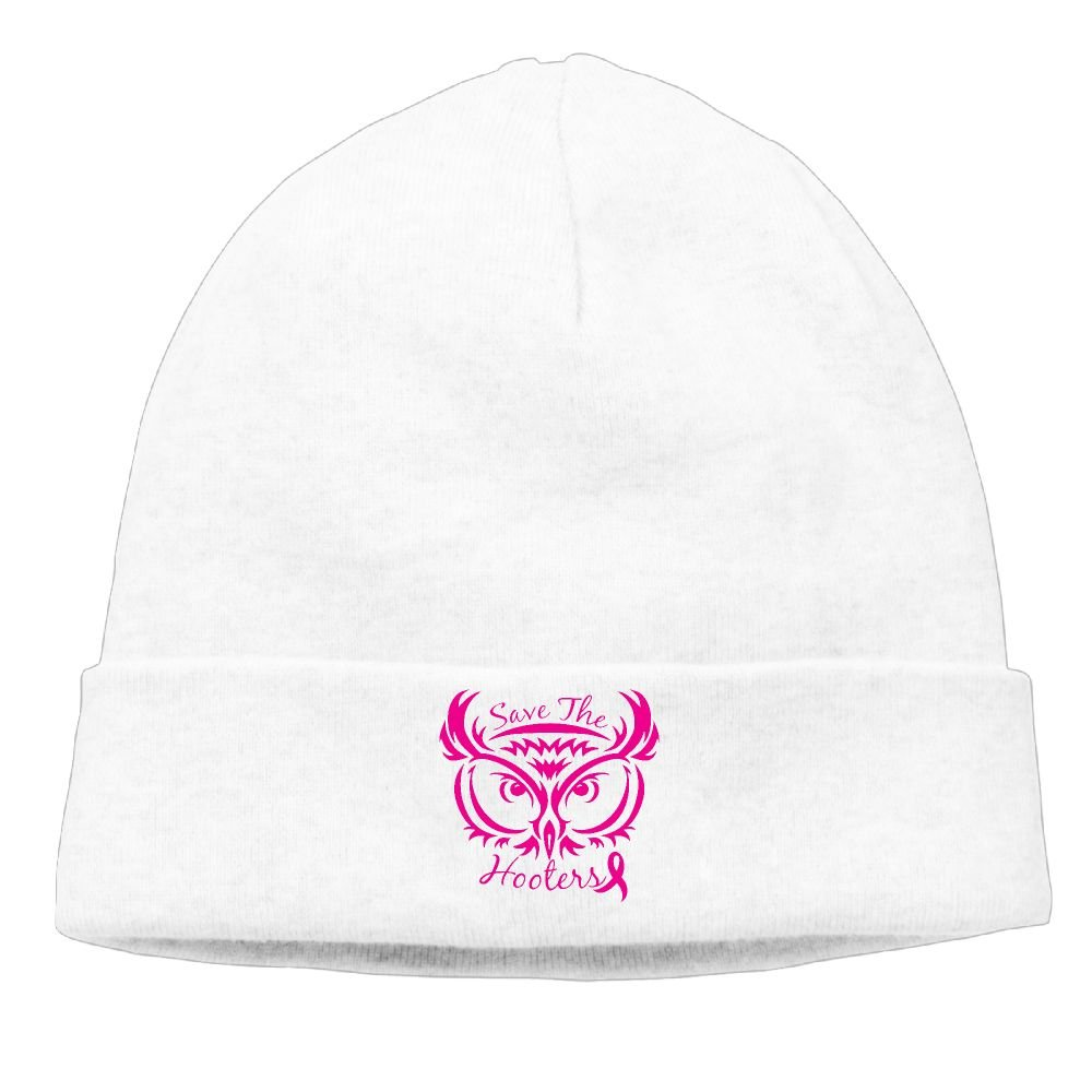 44b34ac31a3 Amazon.com  Save The Hooters Beanies Caps Skull Hats Unisex Soft Cotton  Warm Hedging Cap