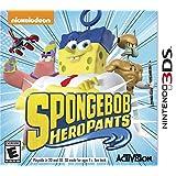 Spongebob Hero Pants The Game 2015 - Nintendo 3DS