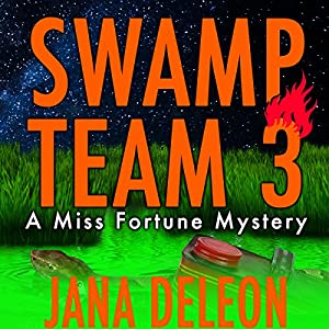 Swamp Team 3 Hörbuch