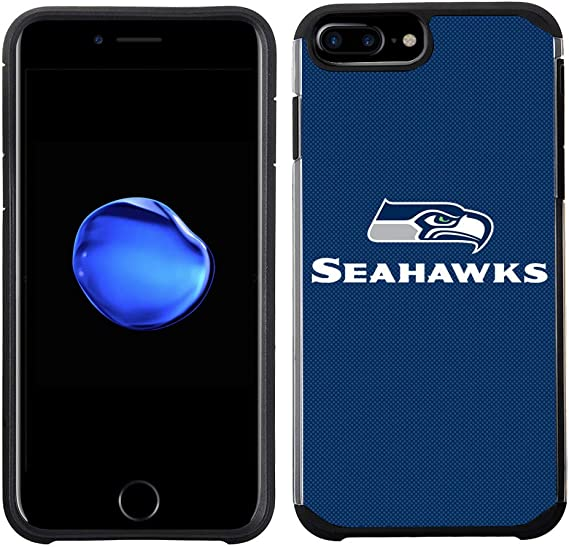 FOCO Seattle Seahawks Impact Dual Hybrid Ai7+//8 TPU Plus 5.5 screen Only Cover