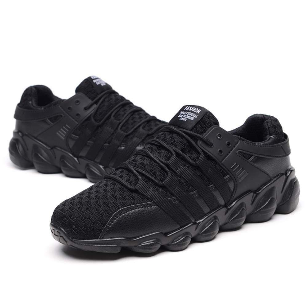 a87c0063fbbb4 Amazon.com: Oliviavan Men's Shoes Fashion Mesh Breathable Casual ...