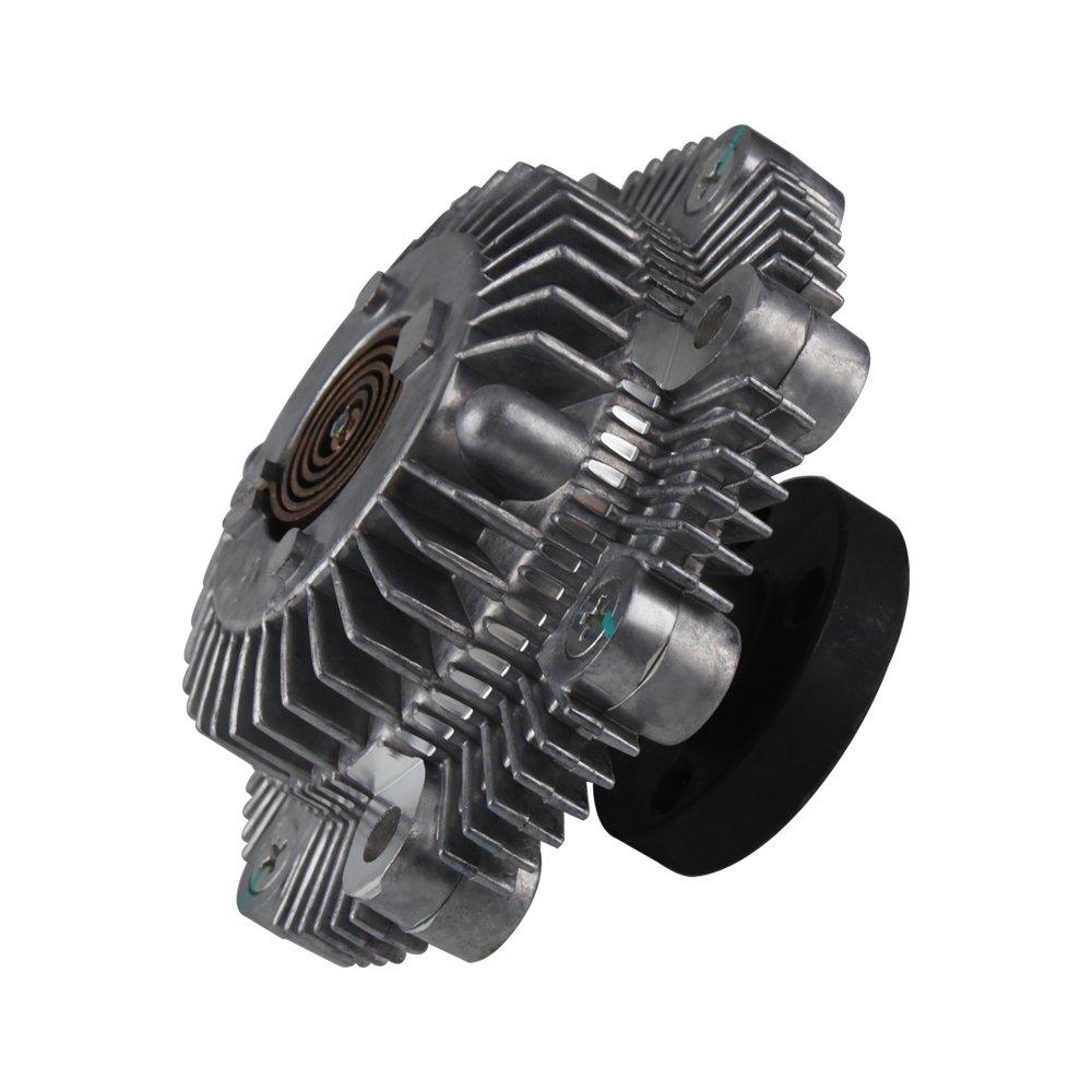 2583 Engine Cooling Fan Clutch fit for Suzuki Vitara 99-02 Samurai 85-95 Sidekick 89-91