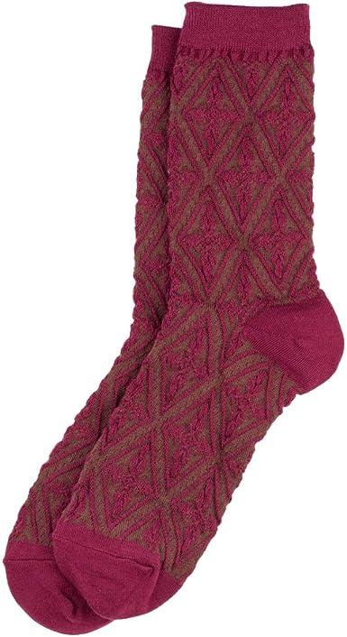 Calcetines Damasco hechos con algodón y elastano por Joe Cool: Amazon.es: Ropa y accesorios