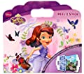 Disney Junior Sofia The First Peel & Stick - Reusable Vinyl Sticker Scene