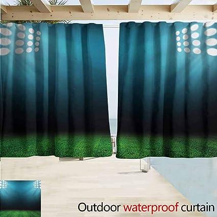 Amazon.com: AndyTours - Cortina de ventana para interior ...