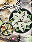 Poinsettia Table Topper Quilt Pattern by Quiltworx,Multi