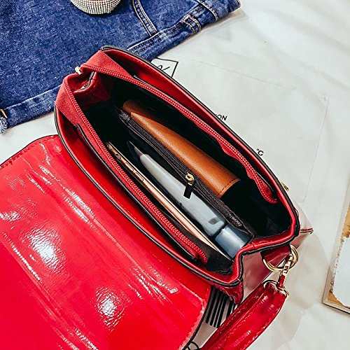 Patchwork Female Handbags Quality Haihuayan Messenger 21cm9cm14cm Handbags Handbags Bag Women High Ladies Tote Bags PSwAvwdUq