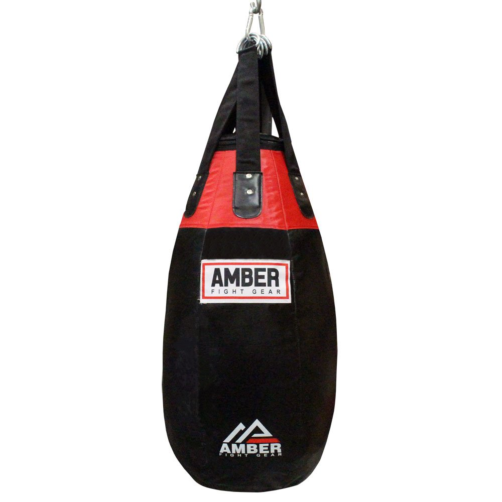 2018新入荷 Amber Amber Fight Gear Tear Drop Heavybag Unfilled 60 Gear lb Heavybag B008F9GO44, 龍郷町:f4763dfa --- a0267596.xsph.ru