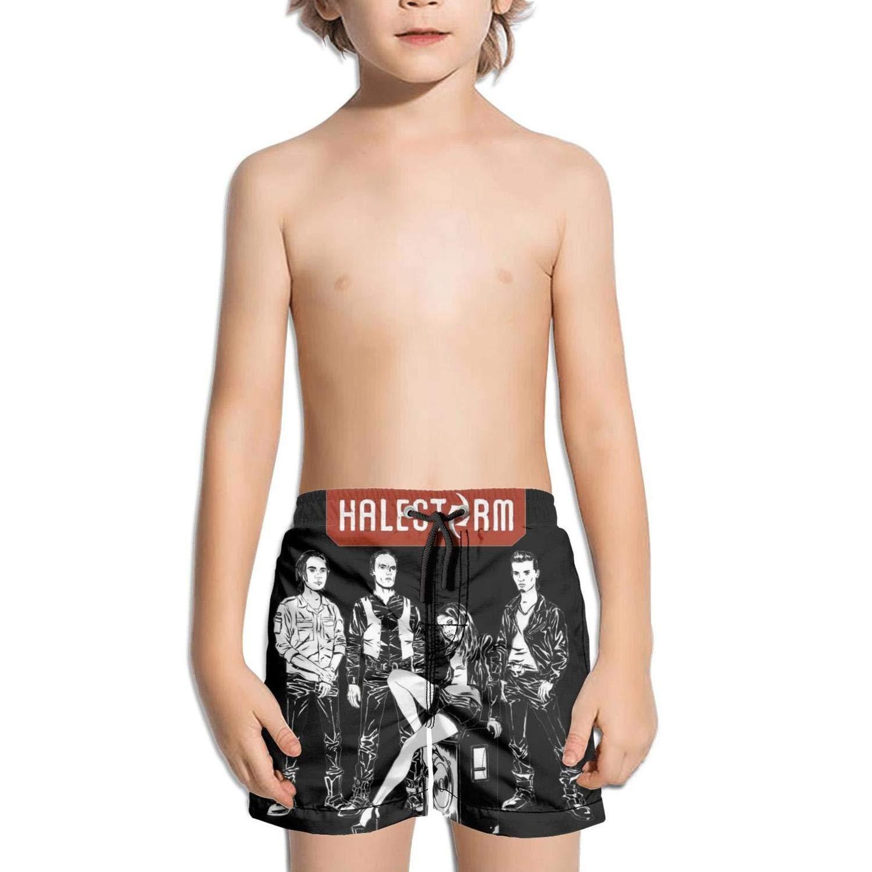 ughbhjnx Kids Sportwear Stretch Board Printed Swimming Trunks Stretch Board Shorts