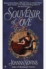 Souvenir of Love (Berkley Sensation) Mass Market Paperback