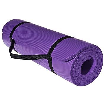 Amazon.com: ASOBIMONO 1/2-Inch Extra Thick Yoga Mat, 71 Inch ...