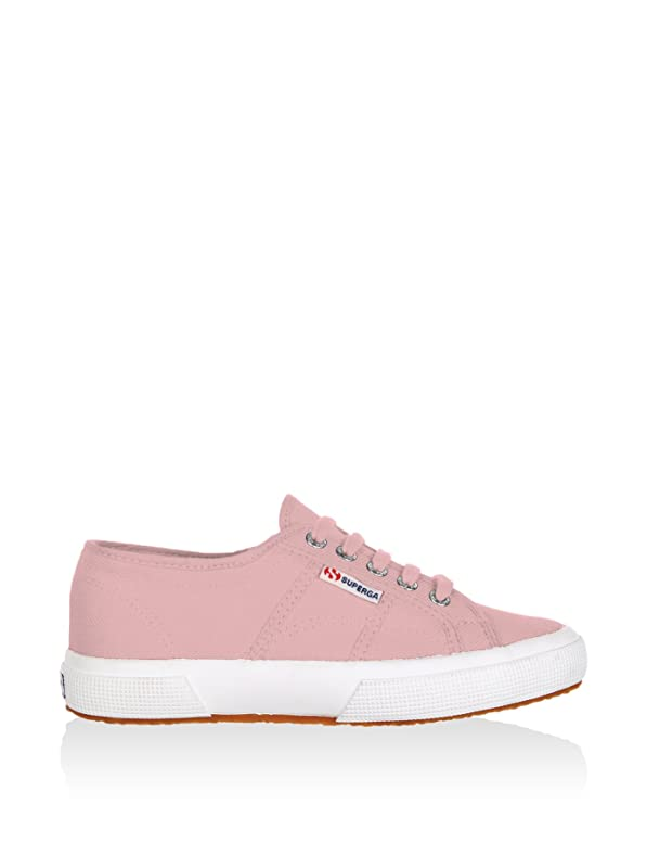 Superga 2750 Cotu Classic Sneakers Low-Top Unisex Damen Herren Rosa (Rose)