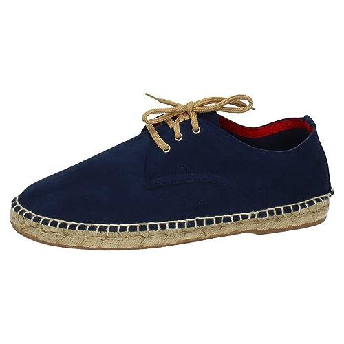 MADE IN SPAIN 745 Zapatillas Serraje Hombre Zapatos CORDÓN: Amazon.es: Zapatos y complementos