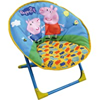 Fun House - 712264 - PEPPA PIG Siège lune pliable