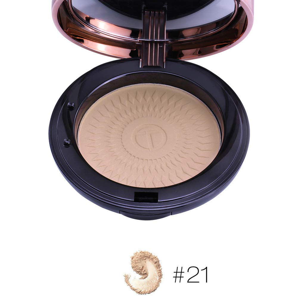 LEERYAAY MakeUp Health and Beauty New Makeup Professional Makeup Powder Face Powder Panel Contour Color Cosmetics