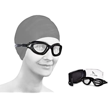 top best SealBuddy PV10 Panoramic View Goggle Anti-fog and scratch resistant lens