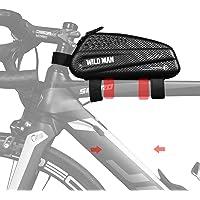 BWBIKE Bolsa de Almacenamiento de Bicicletas en Bicicleta