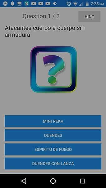 Amazon.com: Preguntas de CR: Appstore for Android